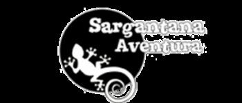 Sargantana aventura logo