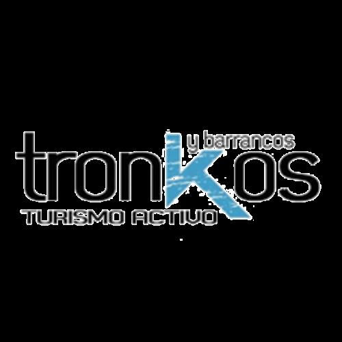 Tronkos y barrancos logo
